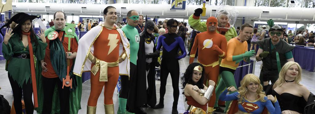 Corporate Superheroes statt Maulkorb für Mitarbeiter