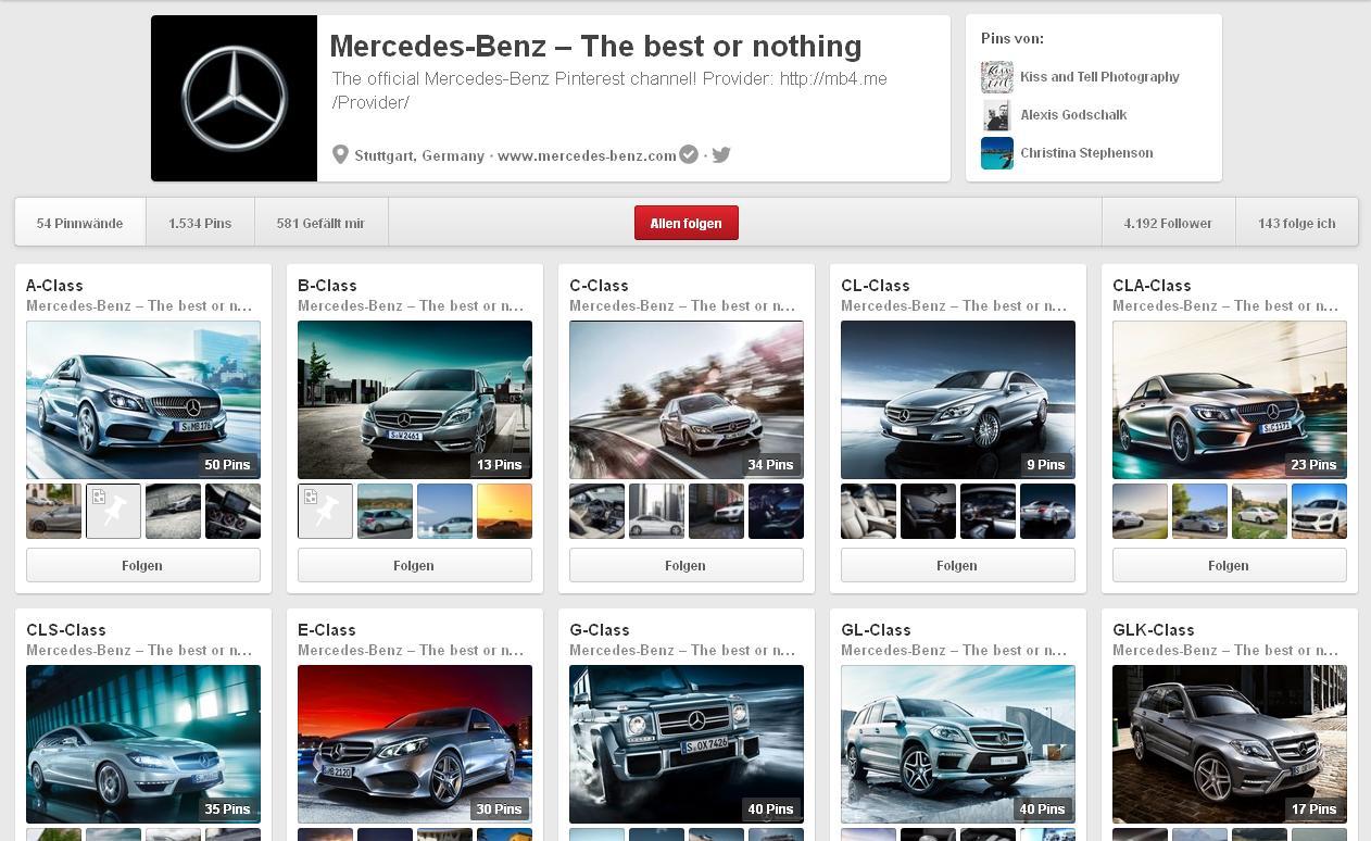 Pinterest_Mercedes