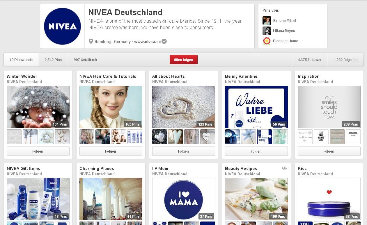 Pinterest_Nivea