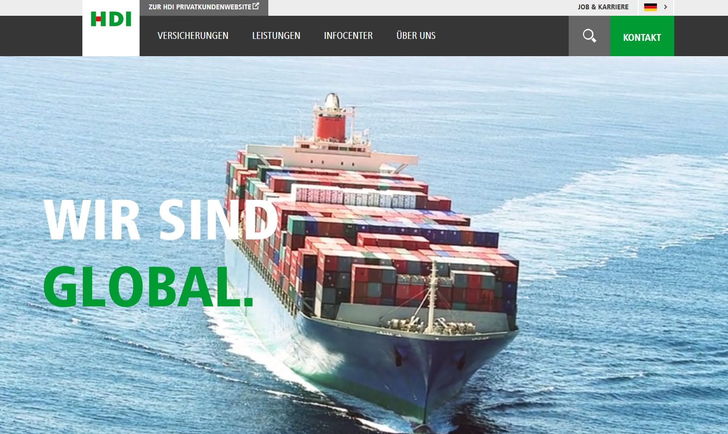 Herausforderung Markenrelaunch – aus HDI-Gerling wird HDI Global SE